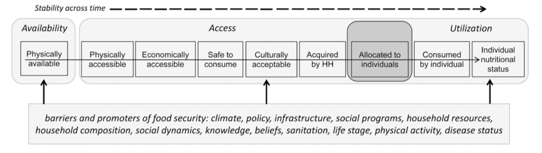 Food Security Pathway